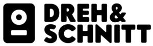 Logo der Filmfirma dreh und schnitt