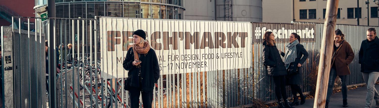 Bilder vom Feschmarkt im Herbst 2019 in Wien in der Ottakringer Brauerei