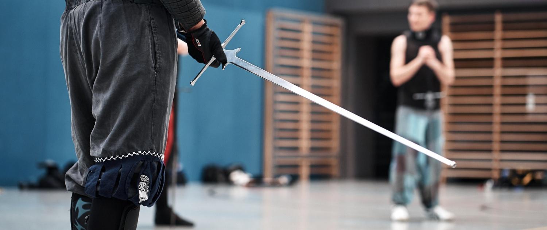 Übungsleiterausbildung der sportunion für historisches fechten und schwertkampf lernen in wien 2020