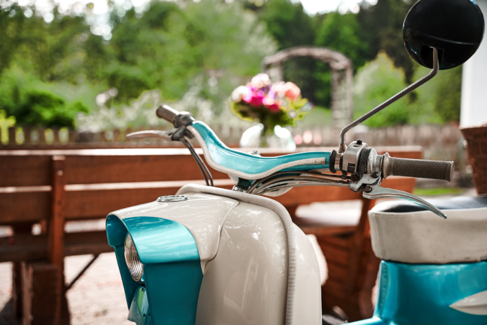 Puch DS 50 Moped