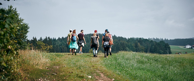 Wandern in Esternberg